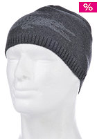 LACOSTE Beanie patterned scarab/medium grey chine