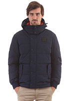 LACOSTE Blouson Jacket navy blue/pumpkin