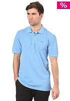 LACOSTE Croco S/S Polo Shirt dyed blue