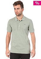 LACOSTE Croco S/S Polo Shirt dyed light green