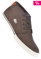 LACOSTE FOOTWEAR Ampthill Pw Spm dark brown/tan