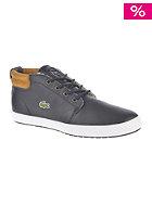 LACOSTE FOOTWEAR Ampthill Terra Shr Spm Shoe blk/lt brw