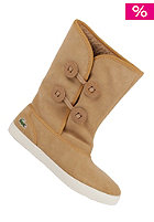LACOSTE FOOTWEAR Brier Ciw Spw tan/tan