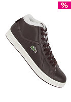 LACOSTE FOOTWEAR Bryont Mid AG SPM dark brown/off white