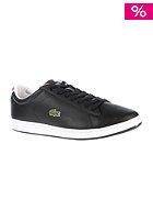 LACOSTE FOOTWEAR Carnaby Evo Crt Spm Shoe blk/dk red