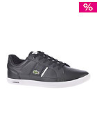 LACOSTE FOOTWEAR Europa Nal Spm Shoe blk/wht