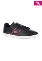 LACOSTE FOOTWEAR Graduate Evo Crt Spm Shoe blk/dk red