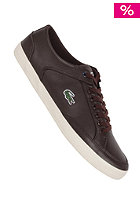 LACOSTE FOOTWEAR Haneda CI SPM dark brown/off White