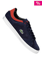 LACOSTE FOOTWEAR Newsome VY2 dark red/off white