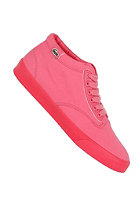 LACOSTE FOOTWEAR Womens Barbados Mid Sys Shoes pink