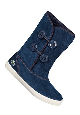 LACOSTE FOOTWEAR Womens Brier CI SPW dark blue/off white