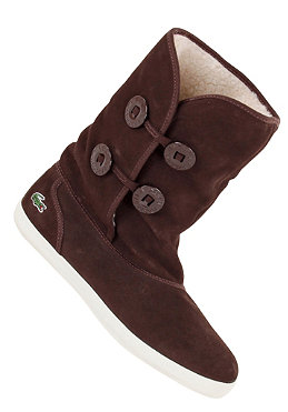 LACOSTE FOOTWEAR Womens Brier WW spw brown