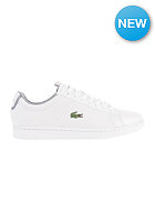 LACOSTE FOOTWEAR Womens Carnaby Evo CLS white