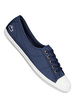 LACOSTE FOOTWEAR Womens Ziane VY 2 dark blue/off white