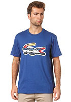 LACOSTE S/S T-Shirt night blue-multico