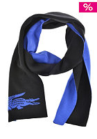 LACOSTE Scarf black/monarchy