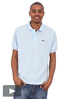 LACOSTE Uni S/S Polo Shirt light blue