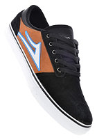 LAKAI Brea black brown suede