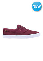 LAKAI Camby oxblood suede