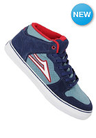 LAKAI Carroll Select blue red suede