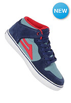 LAKAI Carroll Select Kids blue red suede