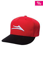 LAKAI Flared Cap red/black