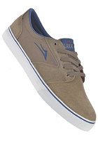 LAKAI Fura walnut suede canvas