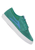 LAKAI Griffin green blue suede