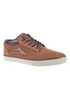 LAKAI Griffin Mid brown suede all-weather