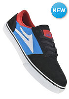 LAKAI Kids Brea black blue suede