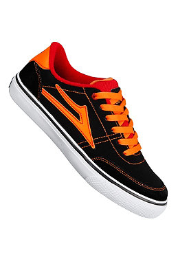 LAKAI KIDS/ Encino black/orange nubuk