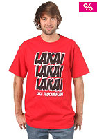 LAKAI Laka Flocka S/S T-Shirt red