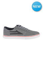 LAKAI Manchester grey/red suede