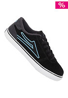 LAKAI Manchester Kids black grey suede