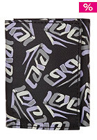 LAKAI Painted Wallet black