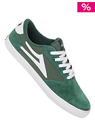 LAKAI Pico green white suede