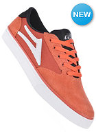 LAKAI Pico orange black suede