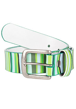 LAKAI Torn Stripe Belt green