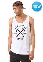 LAKEVILLE MOUNTAIN AX Logo white/black