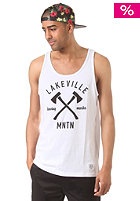 LAKEVILLE MOUNTAIN AX Logo white/black