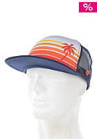 LAKEVILLE MOUNTAIN Beach Life navy /palms orange /red one colour