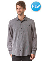 LAKEVILLE MOUNTAIN Classic L/S Shirt grey heather