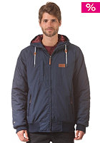 LAKEVILLE MOUNTAIN Essential Jacket navy/maroon