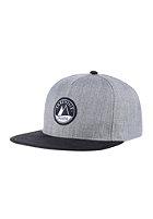 LAKEVILLE MOUNTAIN LM Logo grey heather/black