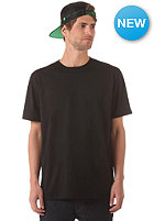 LAKEVILLE MOUNTAIN Plain S/S T-Shirt black