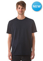 LAKEVILLE MOUNTAIN Plain S/S T-Shirt deep navy