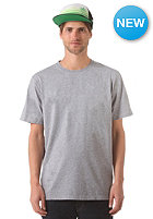 LAKEVILLE MOUNTAIN Plain S/S T-Shirt grey heather