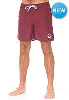 LAKEVILLE MOUNTAIN Plain Volley maroon heather