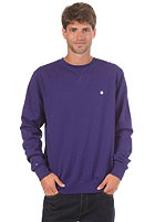 LAKEVILLE MOUNTAIN Premium Crewneck Sweatshirt heather purple/white