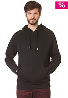 LAKEVILLE MOUNTAIN Raglan Hooded Sweat solid black
